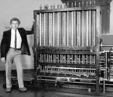 Histoire de l 39 ordinateur - Invention premier ordinateur ...
