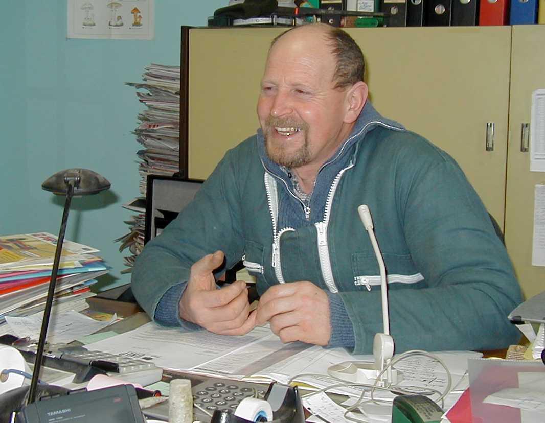 Bernard bodin un entrepreneur paysagiste for Entrepreneur paysagiste