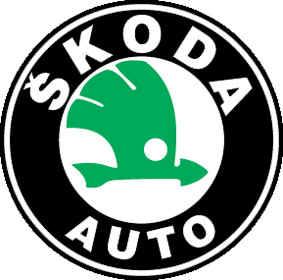 Ancien logo skoda